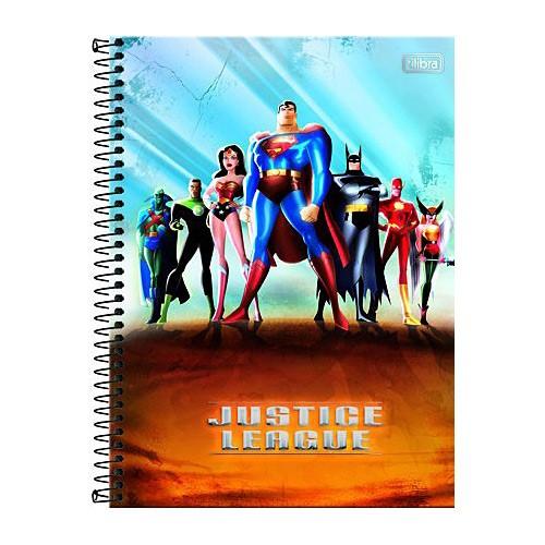 Material Escolar Liga da Justiça 2015