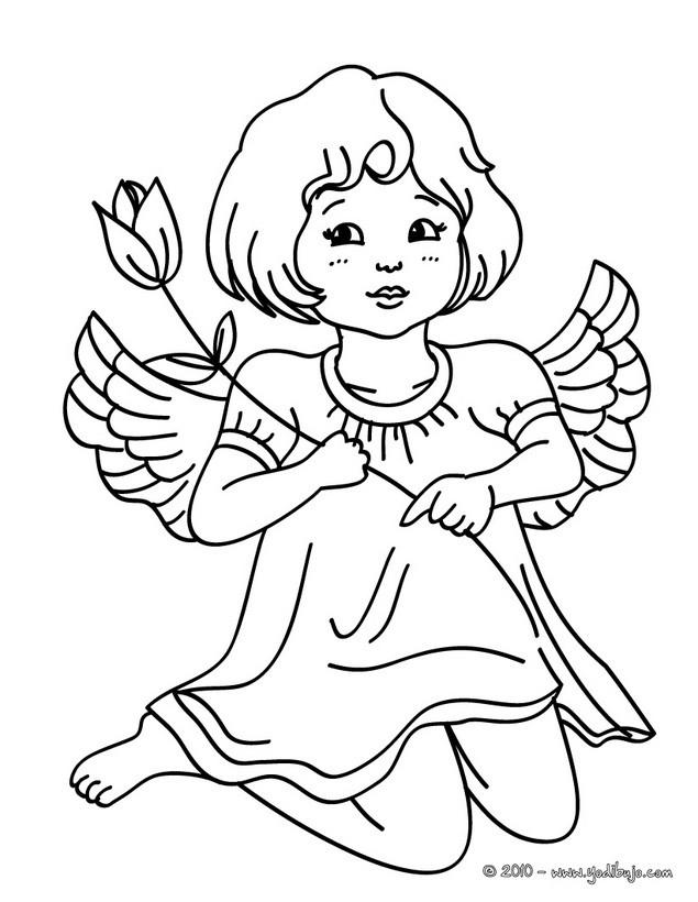 20 dibujos navide as para colorear imagenes para las - Imagenes navidenas para colorear ...