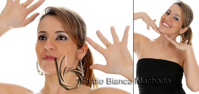 fotos estudio modelo