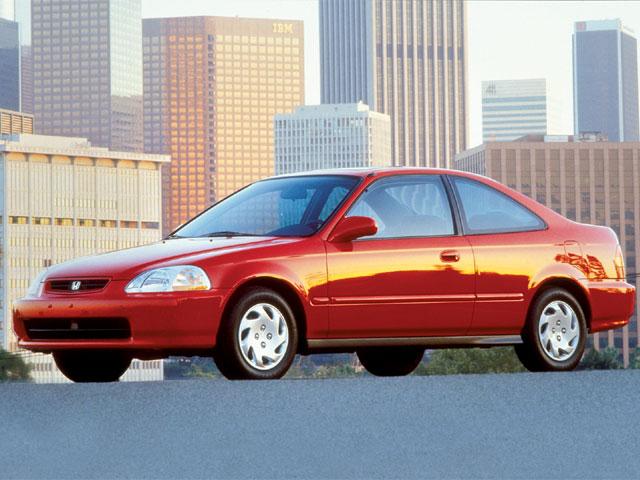 Owners Manual 1998 Honda Civic Coupe Sedan Manual Guide