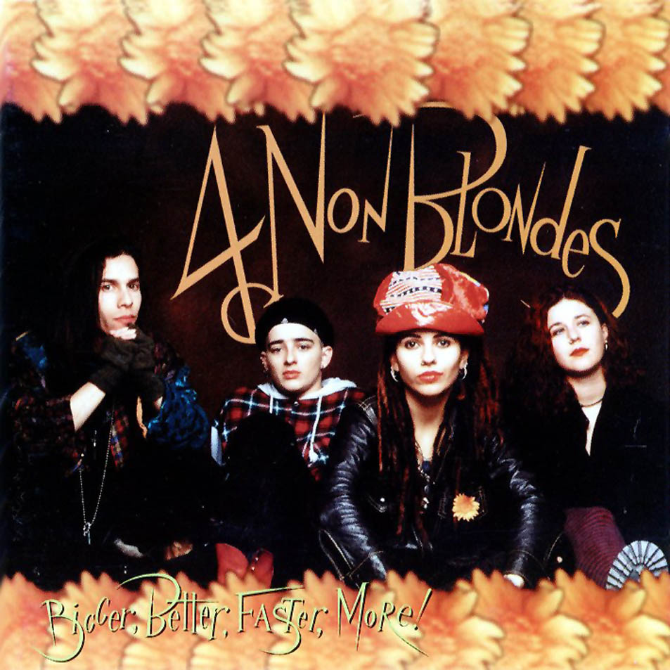 NON BLONDES LYRICS - What s Up - A-Z Lyrics