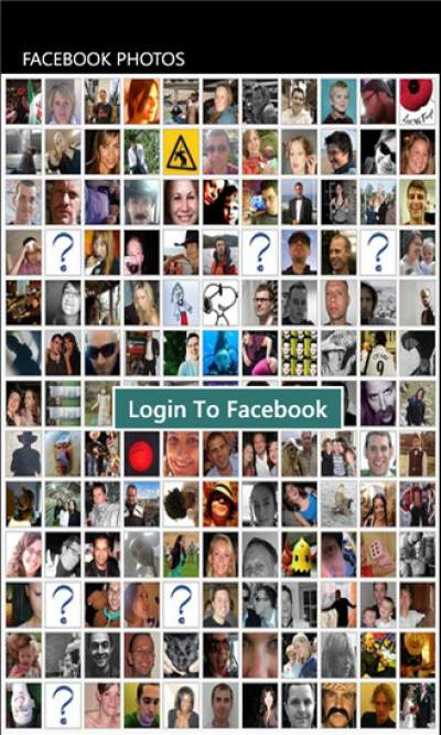 how to make a photo album on facebook app