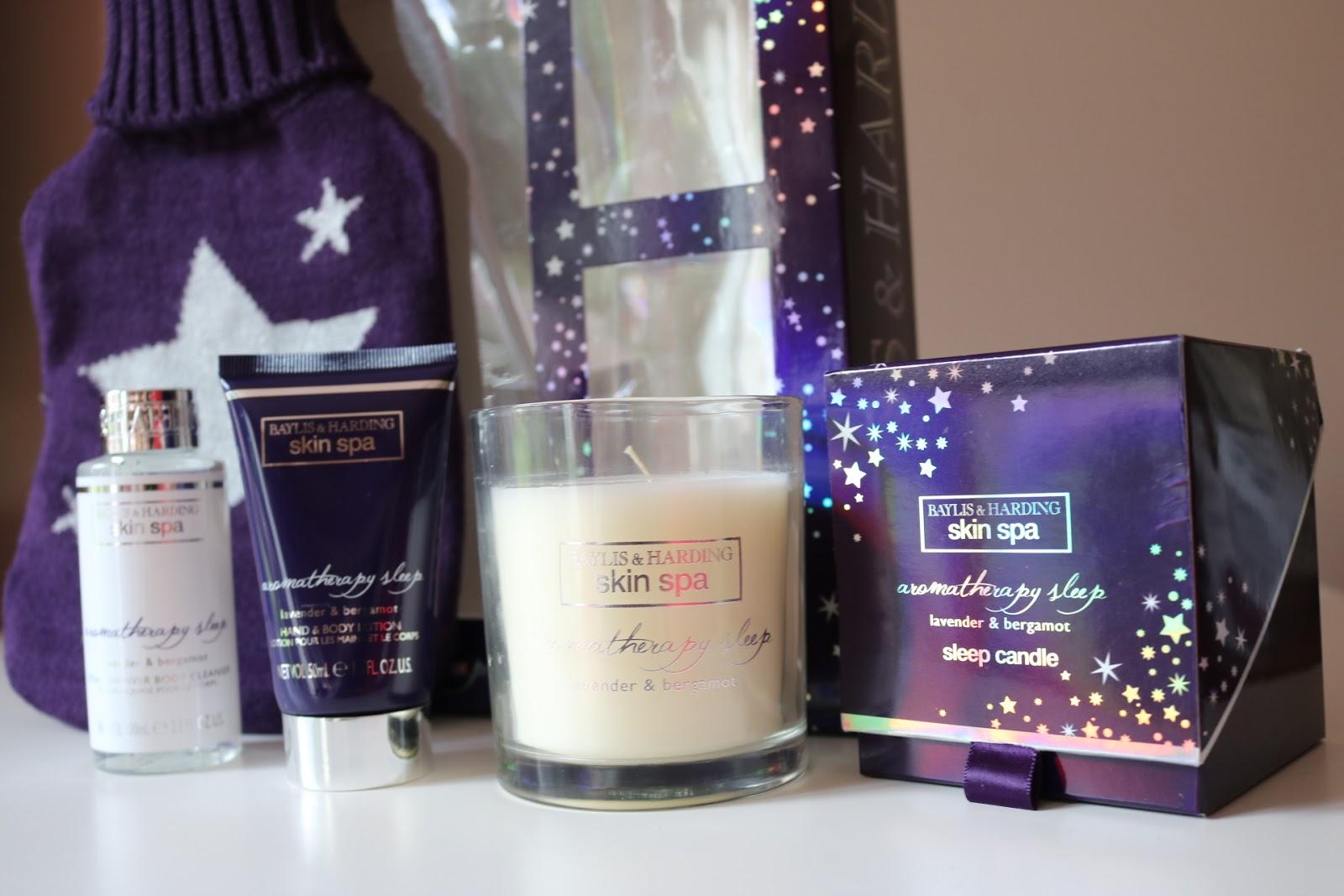 Baylis and Harding Skin Spa Aromatherapy Sleep Collection ...