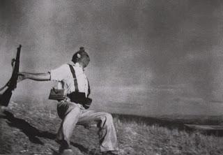 Muerte de un Miliciano, Robert Capa