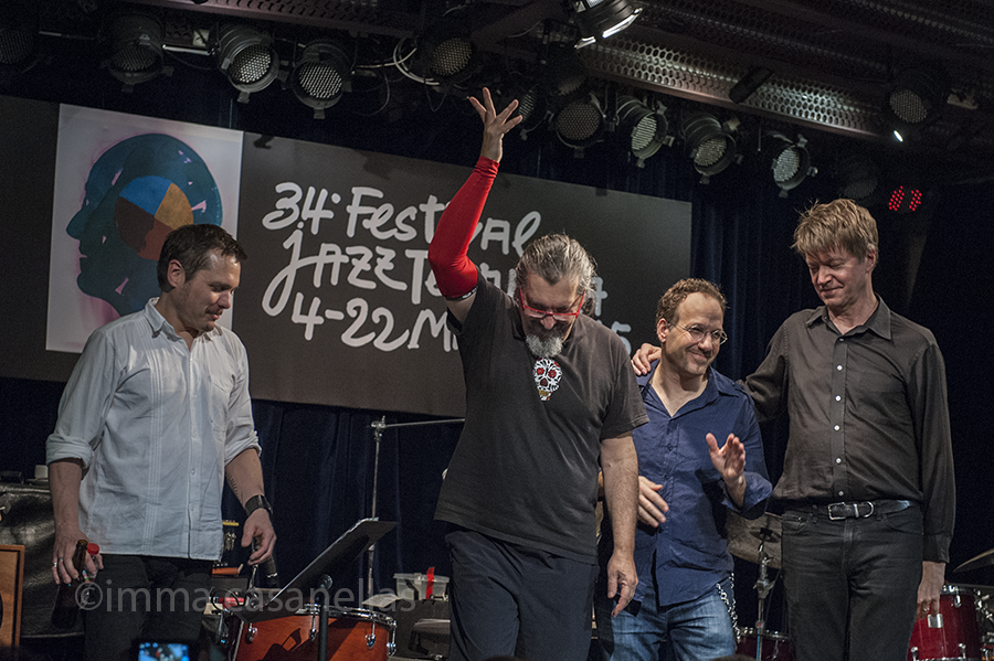 The Nels Cline Singers, Nova Jazz Cava, Terrassa 19-3-2015