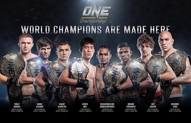 One Championship World Champs