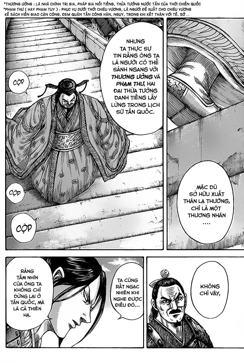 Kingdom - Vương Giả Thiên Hạ Chapter 420 - 422 page 24 - IZTruyenTranh.com