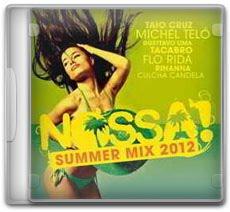 Capa Nossa Summer Mix 2012 | músicas