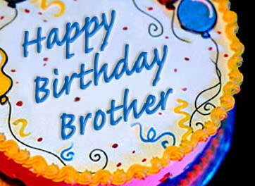Birthday Cake Images Of Brother : Birthday Wishes For Brother : Happy Birthday Brother ...
