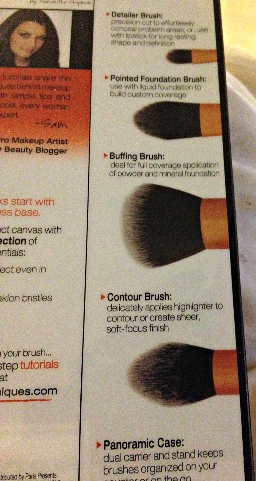 real technique brushes core collection