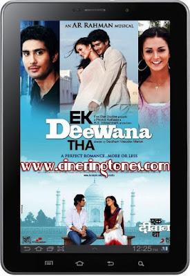 ek-deewana-tha-ringtones