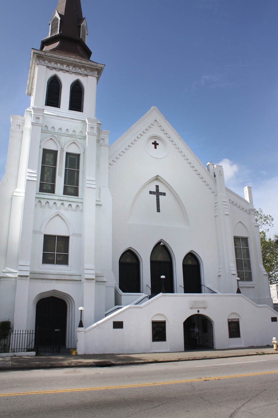 present-day Emanuel AME Church
