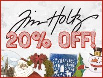 20% off Tim Holtz!