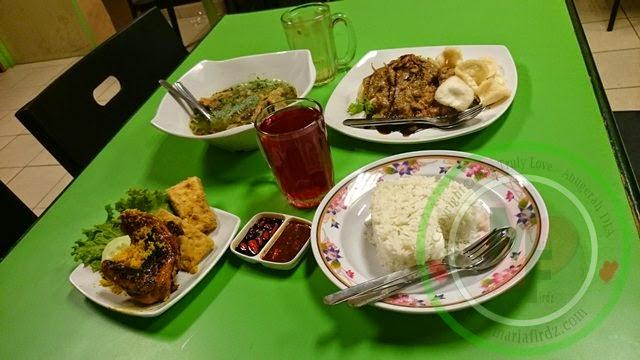 Original Resepi dari Seberang di Restoran Sunan Darajat!