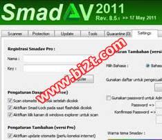 Download Registration Key Smadav rev 8.5