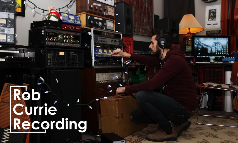 Rob Currie Recording
