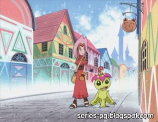 La furia de Palmon - Digimon Adventure 6