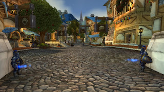 Force Awakens in WOrld of Warcraft