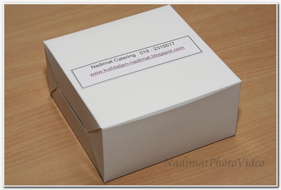 Kotak Kuih Talam
