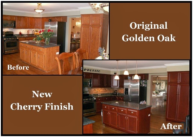 why we should refacing kitchen cabinets