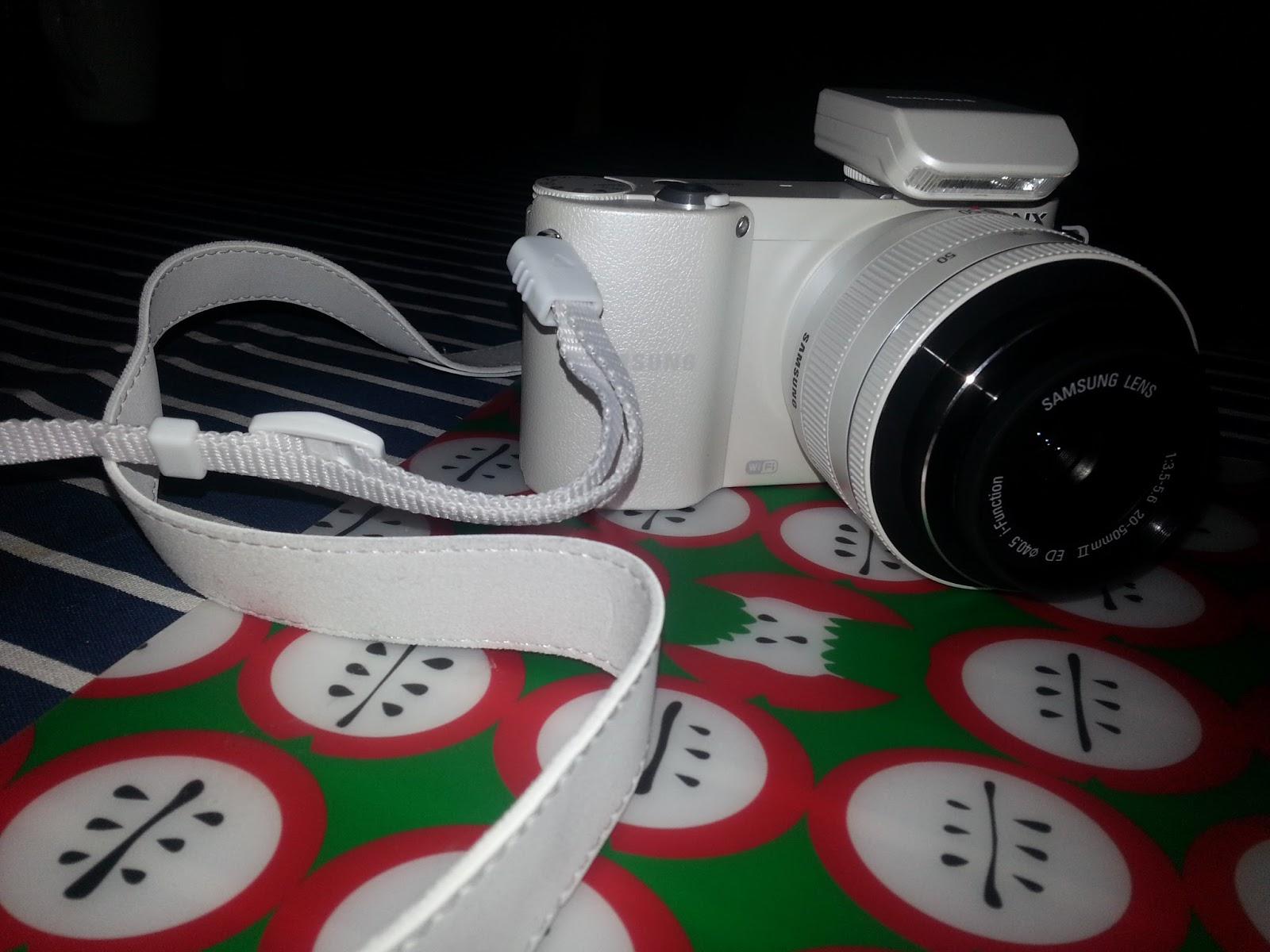 Samsung smart camera nx1100
