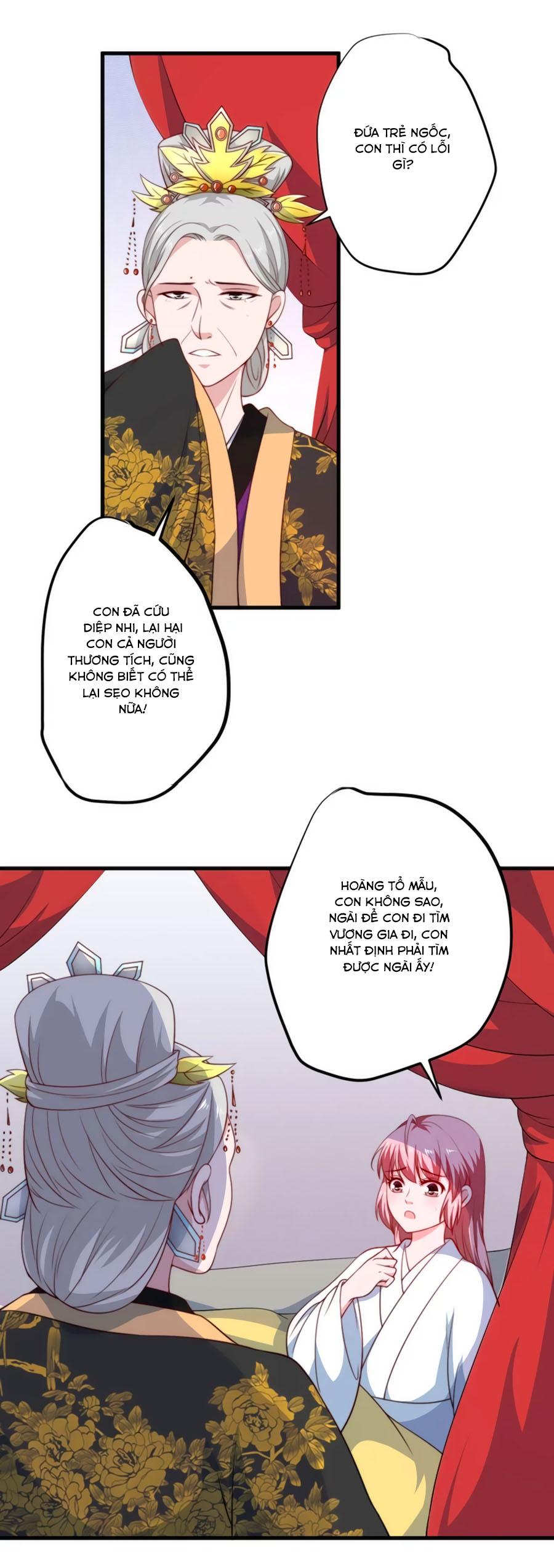 Khuynh Thế Y Phi Muốn Bỏ Chồng chap 14 - Trang 4