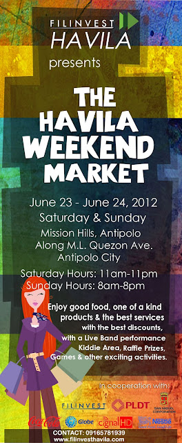 Filinvest Havila Weekend Market
