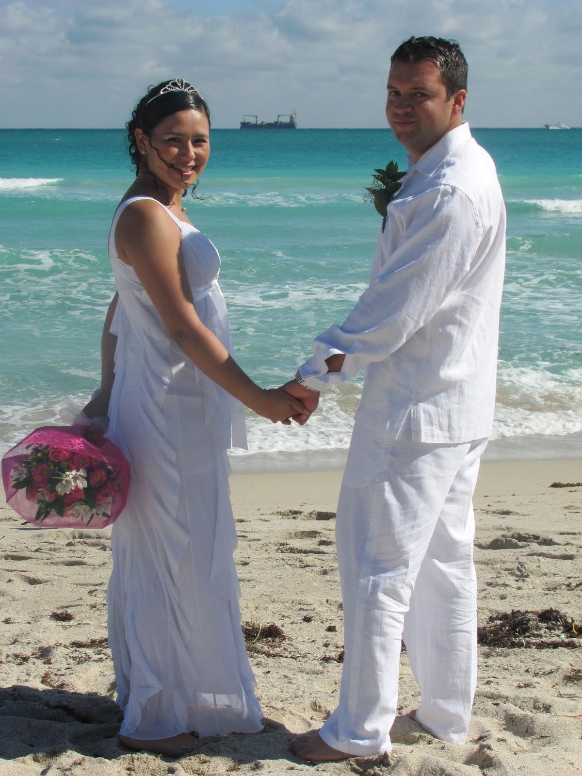 MaMa Tinas Style: Boda en Playas de Miami