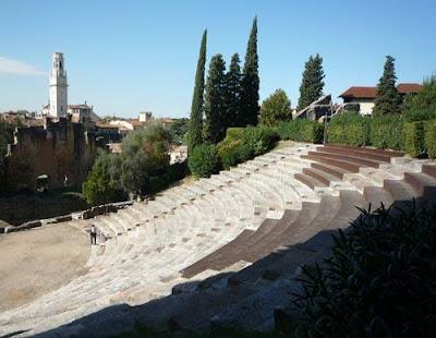 Verona roman theater