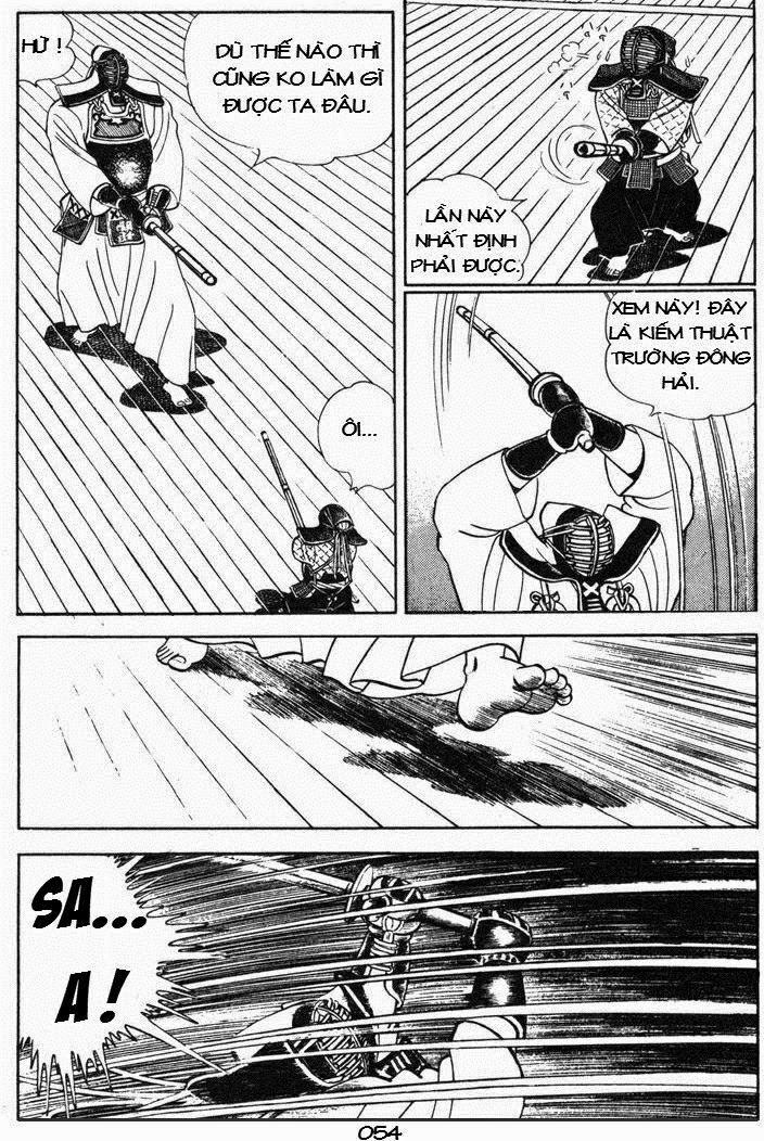 Siêu quậy Teppi chap 54 - Trang 13