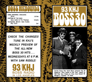 KHJ Boss 30 No. 202 - The Real Don Steele with Robert W. Morgan