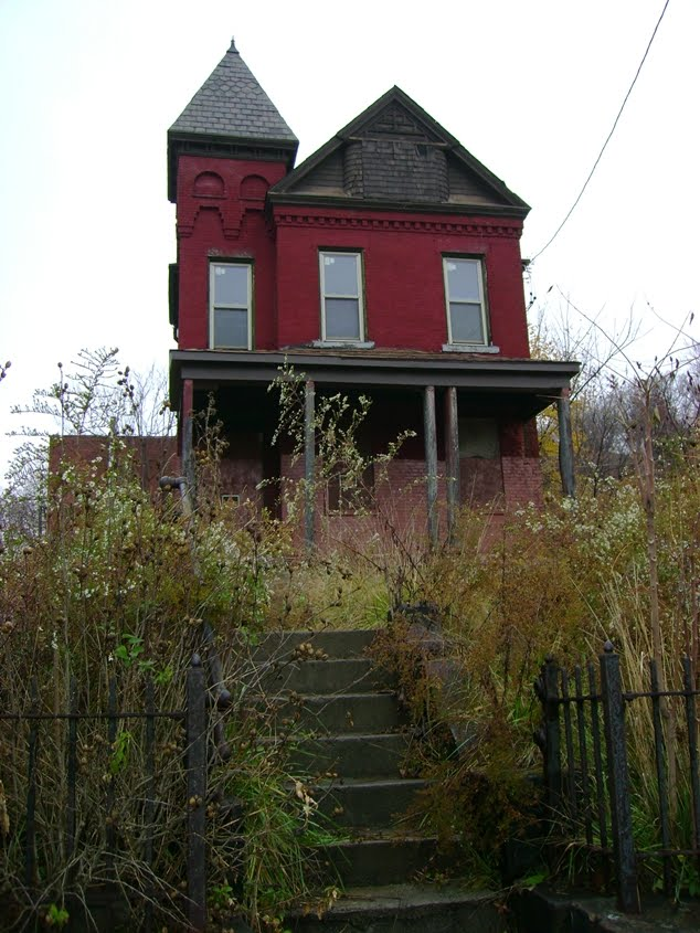 Discovering historic pittsburgh abandoned endangered for Building a victorian house