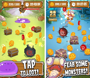 Most Addictive Game of the Month - Loot Drop
