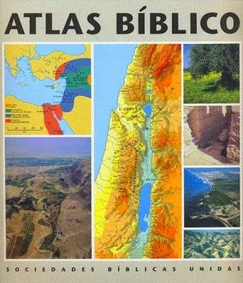 Sociedades Bíblicas Unidas-Atlas Bíblico-