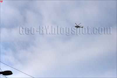 вертолет цвета хаки