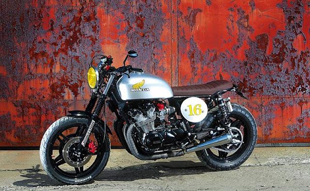 Honda CB750 Scrambler | Custom Honda CB750 | Honda CB750 Scrambler parts | Honda CB750 Scrambler Conversion | Scrambler | Scrambler Exhaust