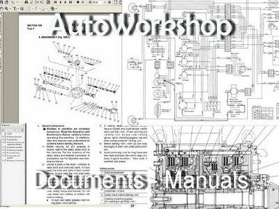 Pay for Komatsu 102E Series Diesel Engine Shop Manual