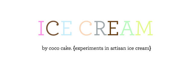 Ice Cream by Coco Cake: An Ice Cream Blog From Vancouver, BC