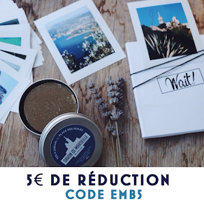 CODE PROMO : Boite photo EMB