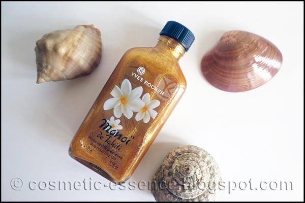 Yves Rocher Monoi Precious Dry Oil 1