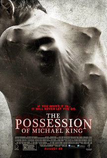 The Possession of Michael King (2014) [Latino]