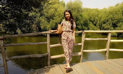 keindahan jakarta mangrove resort