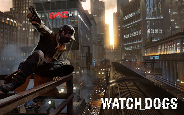 Jump On The Train - Watch_Dogs