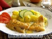 Smotanovo-vínova ryba - recept