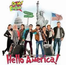 Oh My English Hello America (2014)