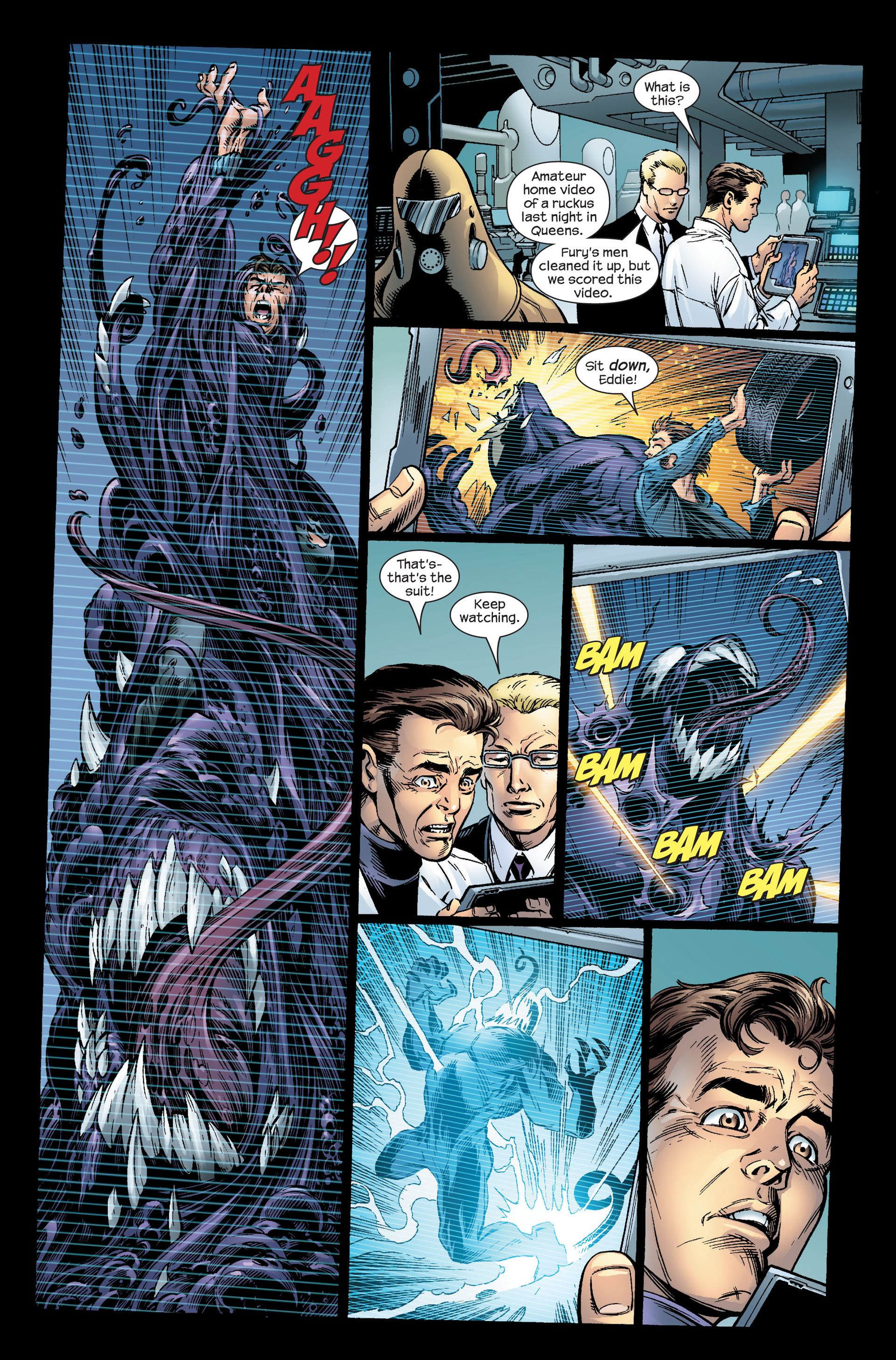 Ultimate Spider-Man (2000) Issue #100 #104 - English 19