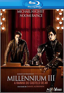 Millennium 3 A Rainha do Castelo de Ar BluRay 1080p Dual Áudio