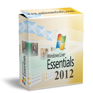 Windows Live Essentials 2012