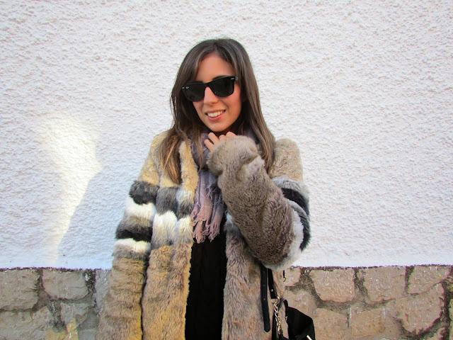 street style fashion blogger outfit look moda tendencia malaga españa blog