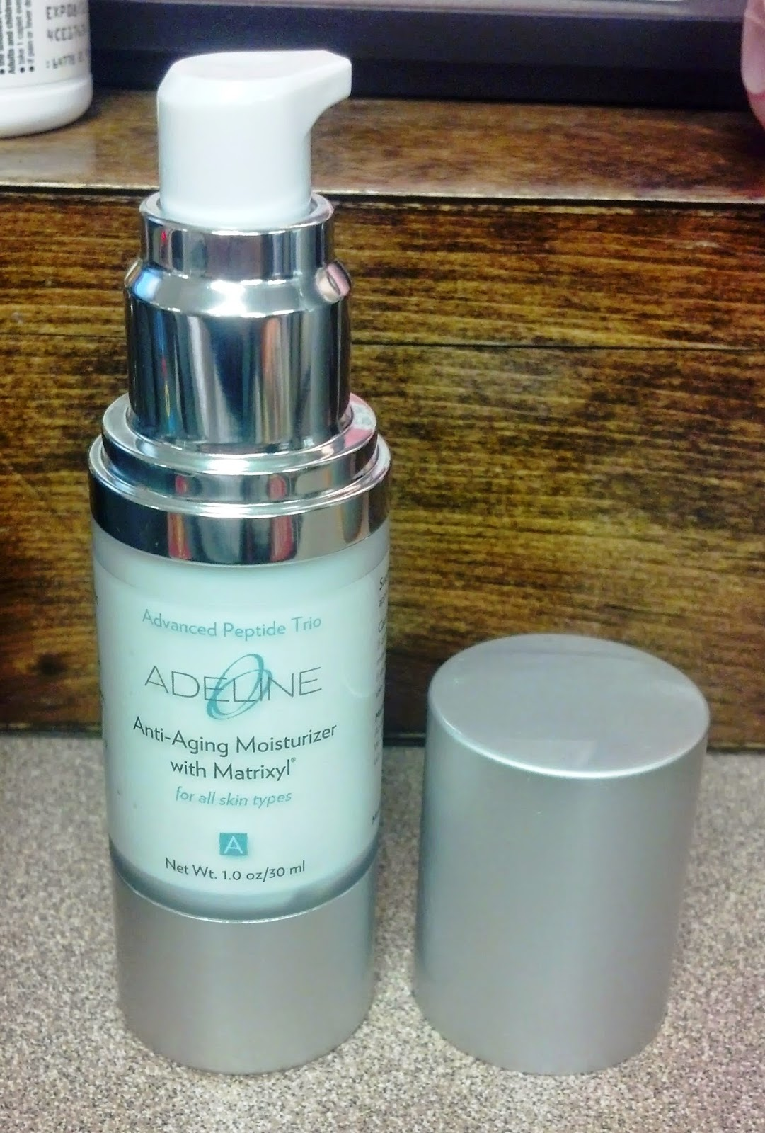 Adeline Anti-Aging Moisturizer with Matrixyl Review
